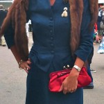 Ruth at Goodwood Revival 2012